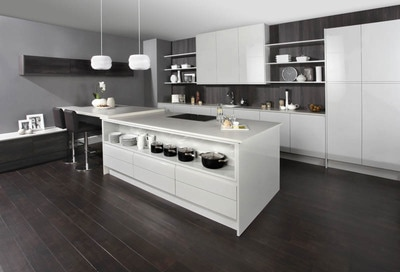 handleless kitchens Beaconsfield
